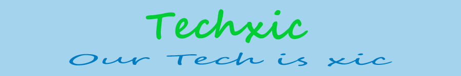 Techxic Logo